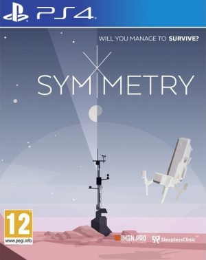 symmetry sleepless clinic imgn pro ps4 cover