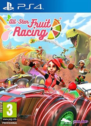 all-star fruit racing pqube ps4 nintendo switch cover
