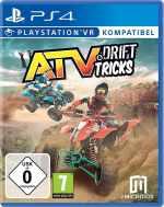 atv drift & tricks microids ps4 psvr cover
