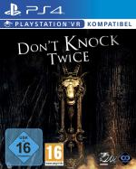 dont knock twice ps4 psvr cover