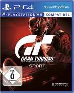 gran turismo sport ps4 psvr cover