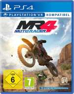 moto racer 4 microids ps4 psvr cover