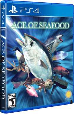 ace of seafood playism limitedrungames.com ps4 cover