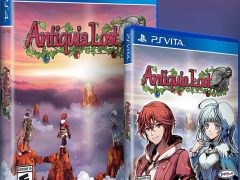 antiquia lost kemco limitedrungames.com ps4 ps vita cover