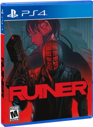 ruiner special reserve games limitedgamenews.com ps4 cover