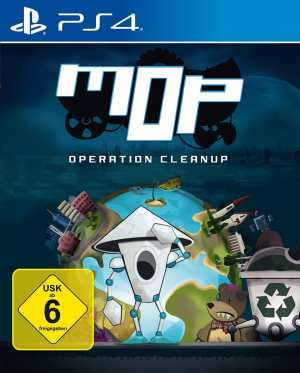 mop operation cleanup markt & technik ps4 cover