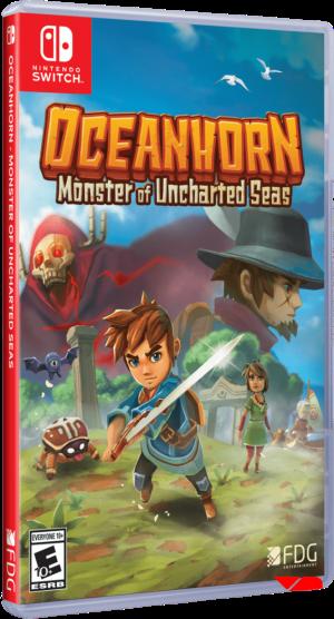 oceanhorn limitedrungames fdg entertainment nintendo switch cover