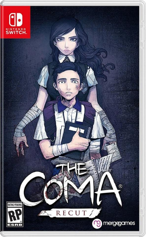 the coma recut merge games nintendo switch cover