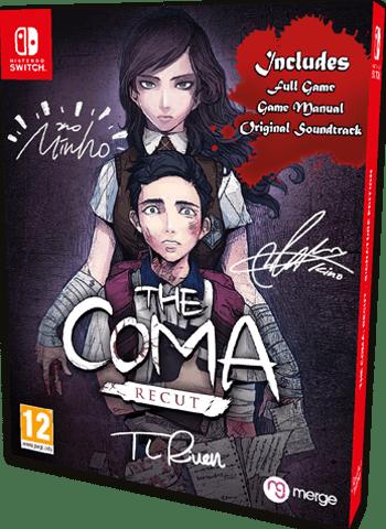 the coma recut signature edition games limitedgamenews.com nintendo switch cover