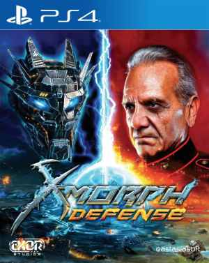 x-morph defense eastasiasoft exor studios limited edition ps4 cover