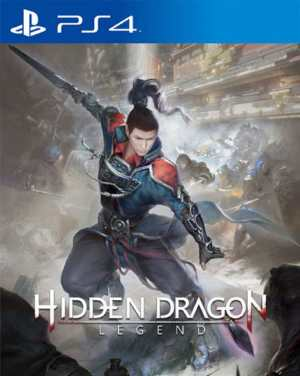 hidden dragon legend limitedgamenews.com ps4 cover