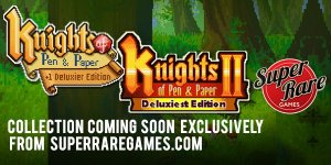 knights of pen and paper ii super rare games limitedgamenews.com nintendo switch announcement