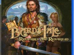 the bards tale remastered and resnarkled red art games limitedgamenews.com ps4 ps vita cover