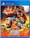 99Vidas Strictly Limited Games PS4 Cover