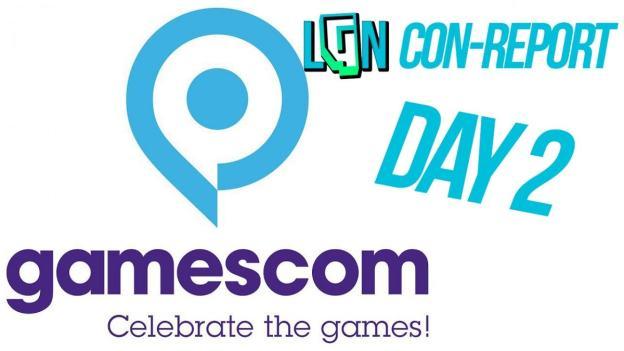 LGN Con Report Day 2