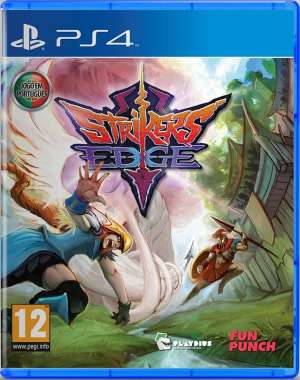 strikers edge fun punch limitedgamenews.com ps4 cover