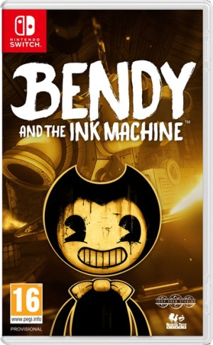 bendy and the ink machine limitedgamenews.com nintendo switch ps4 cover