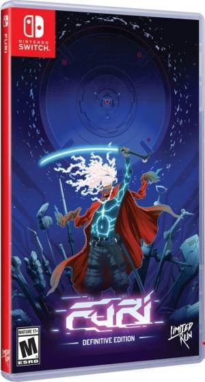 furi limitedrungames.com limitedgamenews.com nintendo switch cover