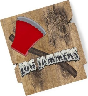 log jammers nintendo nes physical release limitedgamenews.com wooden cart