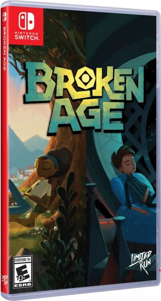 broken age limitedgamenews.com nintendo switch cover
