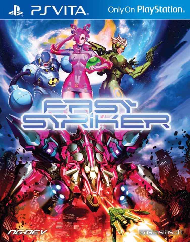 fast striker limited edition limitedgamenews.com ps vita cover