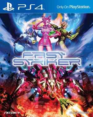 fast striker limited edition limitedgamenews.com ps4 cover