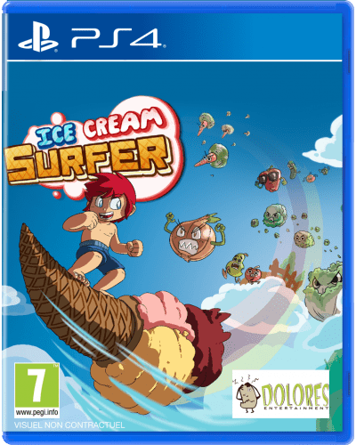 ice cream surfer for ps4 ps vita limited game news
