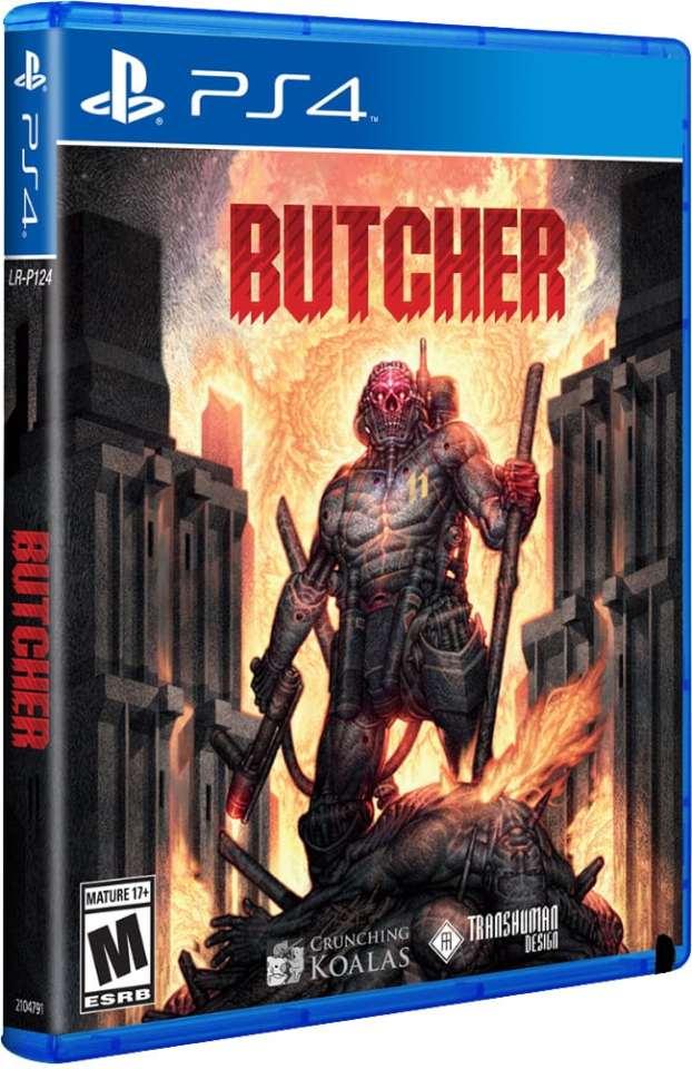 butcher ps4 cover limitedgamenews.com