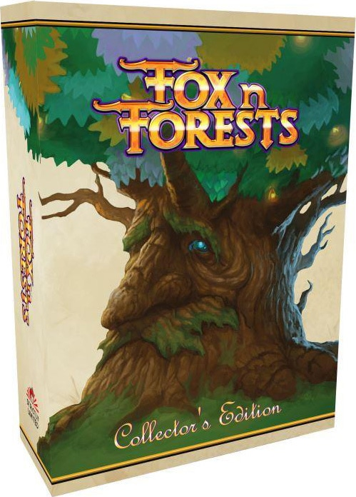 fox n forests collectors edition nintendo switch ps4 box art limitedgamenews.com