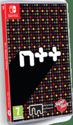 n++ ultimate edition nintendo switch cover limitedgamenews.com