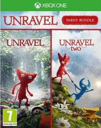 unravel yarney bundle xbox one cover limitedgamenews.com