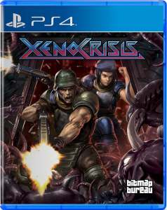 xeno crisis strictlylimitedgames.com ps4 cover