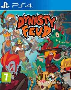dynasty feud ps4 cover limitedgamenews.com