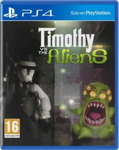 timothy vs the aliens ps4 cover limitedgamenews.com