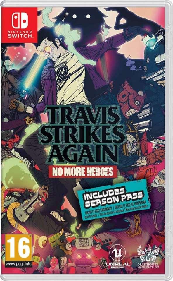 travis strikes again no more heroes nintendo switch cover limitedgamenews.com