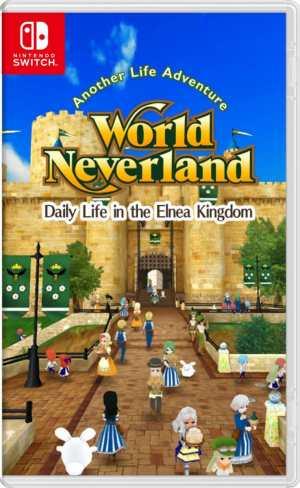world neverland daily life in the elnea kingdom multi-language nintendo switch cover limitedgamenews.com