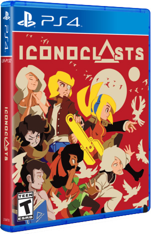 iconoclasts ps4 cover limitedgamenews.com