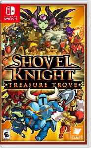 shovel knight treasure trove nintendo switch cover limitedgamenews.com