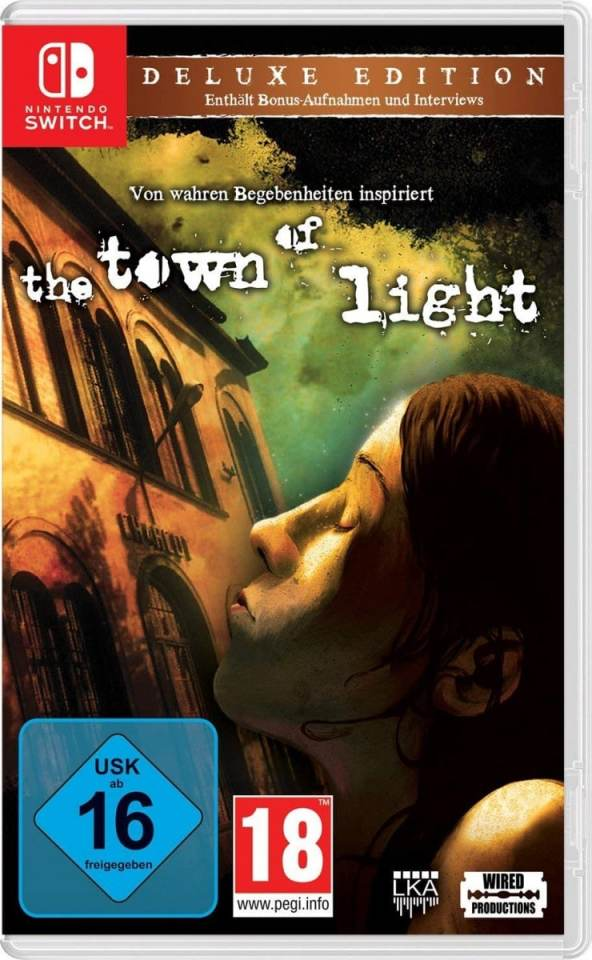 the town of light deluxe edition nintendo switch cover limitedgamenews.com