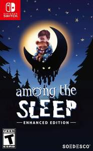 among the sleep enhanced edition nintendo switch cover limitedgamenews.com