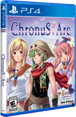 chronus arc limited run games ps4 cover limitedgamenews.com