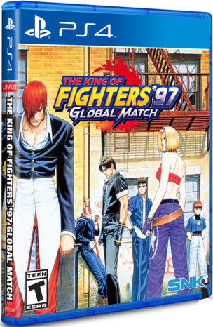 King Of Fighter 97 Global Match Playstation 4 Vita Lgn