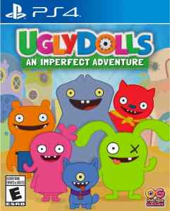 uglydolls an imperfect adventure ps4 cover limitedgamenews.com