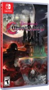 bloodstained curse of the moon retail limited run games nintendo switch cover limitedgamenews.com