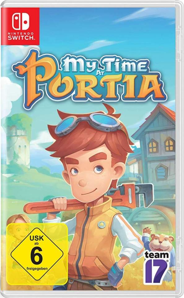 my time at portia eu retail exclusive nintendo switch cover limitedgamenews.com