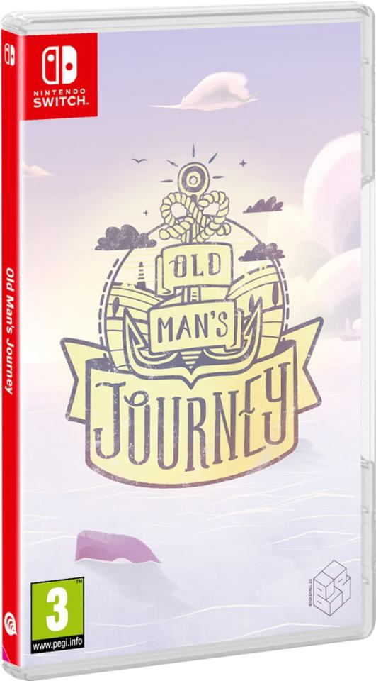 old mans journey red art games nintendo switch limitedgamenews.com