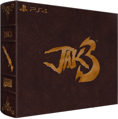 jak 3 edition edition limited run games retail ps4 cover limitedgamenews.com