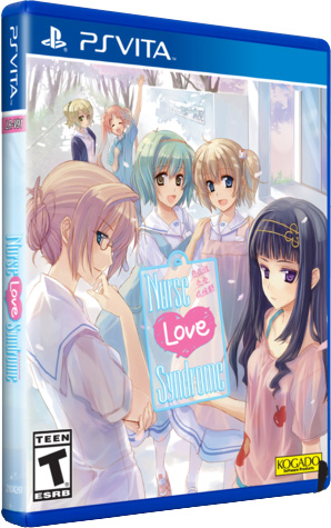 nurse love syndrome retail limited run games ps vita cover limitedgamenews.com
