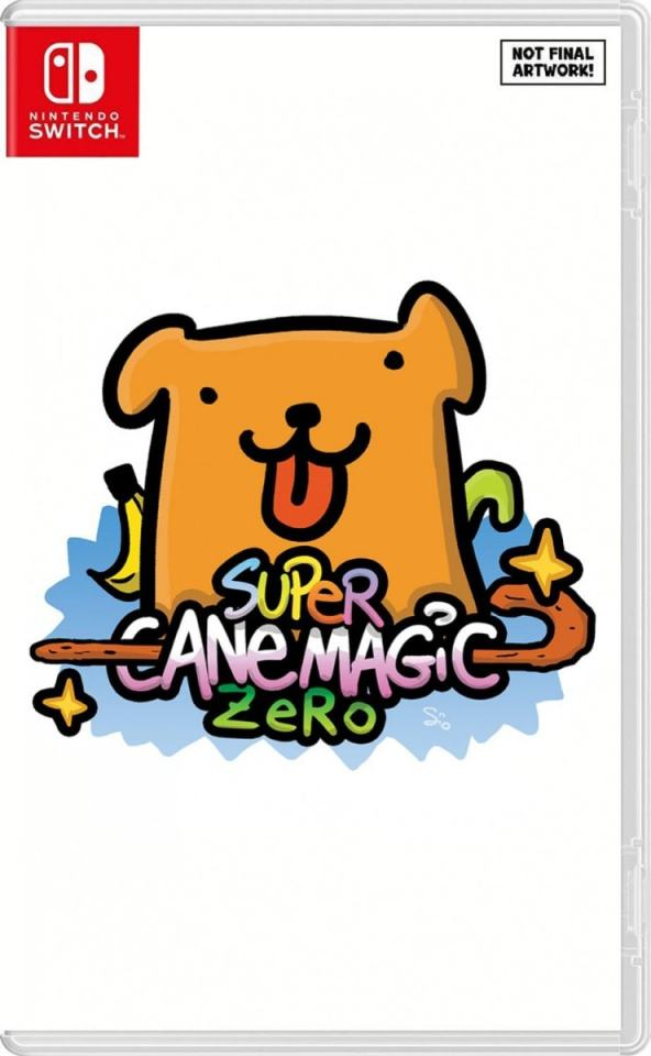 super cane magic zero asia multi-language retail nintendo switch cover limitedgamenews.com