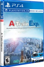 a train express retail limited run games ps4 psvr cover limitedgamenews.com